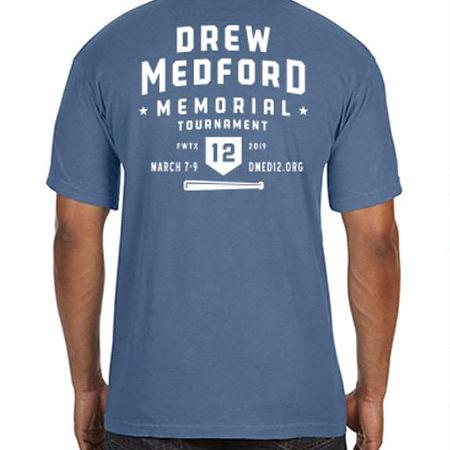 Drew Medford Blue Jean Shirt