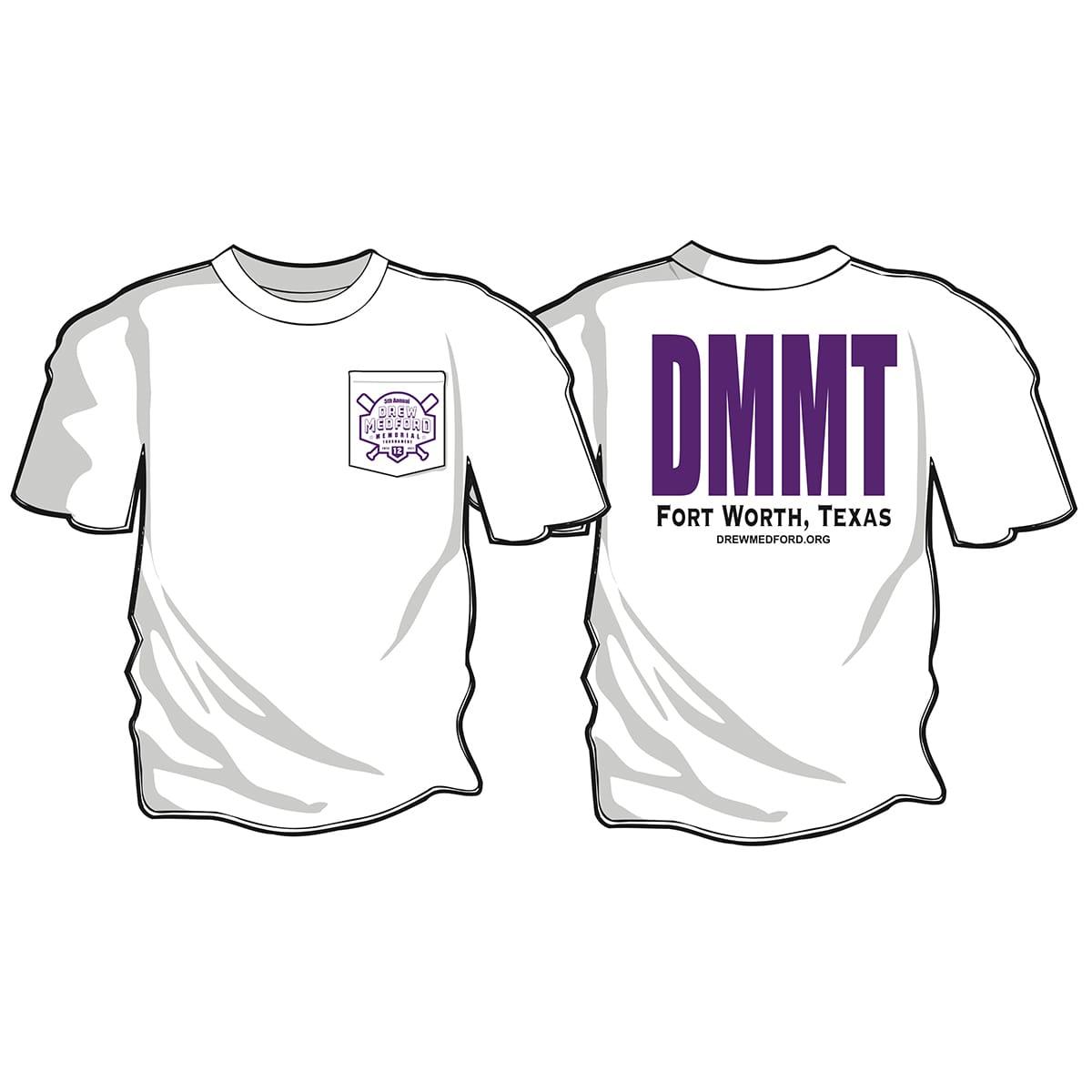 2021 Drew Medford Tournament Shirt